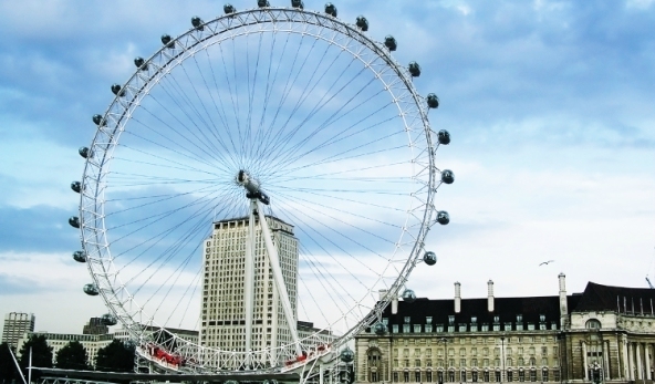 Afbeelding van London Eye