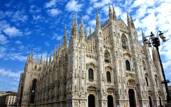 Afbeelding van The Milan Duomo