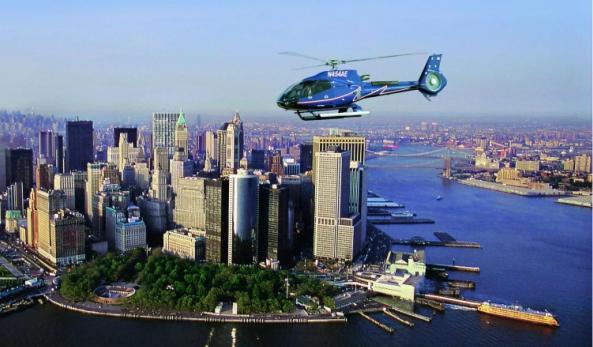 Afbeelding van Helicopter Tour