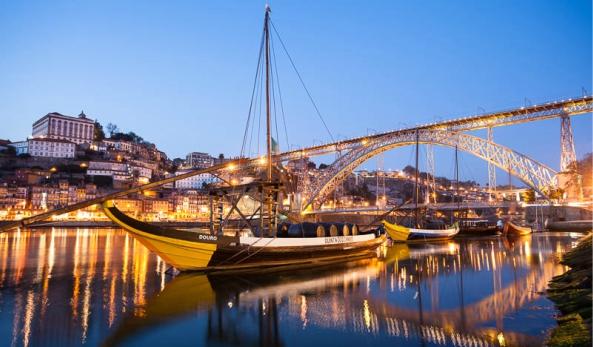 Afbeelding van Oporto canal cruise