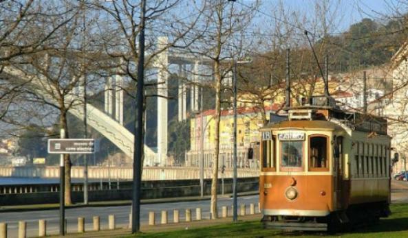 Afbeelding van Porto Tram City Tour