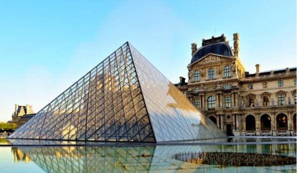 Afbeelding van Louvre Museum