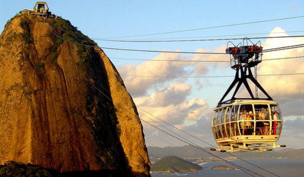 Afbeelding van  Sugar Loaf City Tour and Cable Car