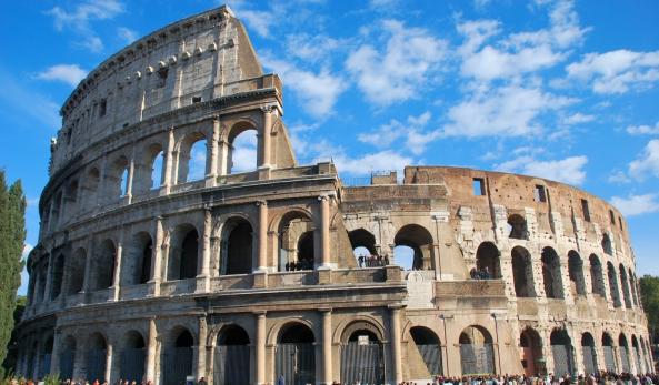 Afbeelding van The Colosseum