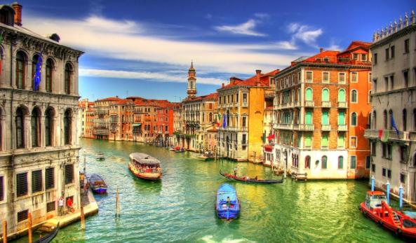 Afbeelding van Venice Card