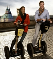 Segway Tour of Prague