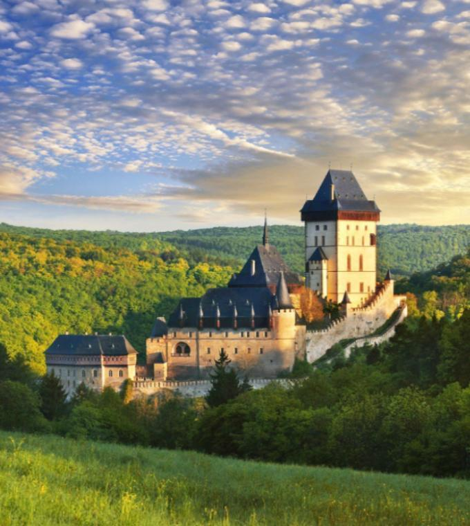 Karlstejn kasteel