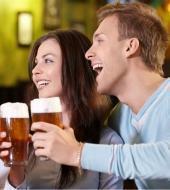 Dégustation de bière tchèque