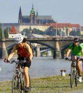 Tour di Praga in Bicicletta