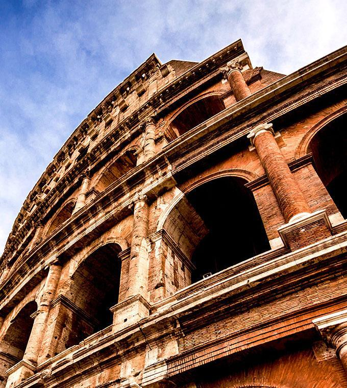 Colosseum, Roman Forum & Capitoline Hill + Guide