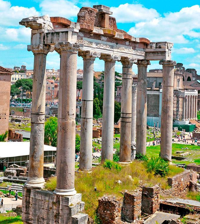 Ancient Rome for families with kids