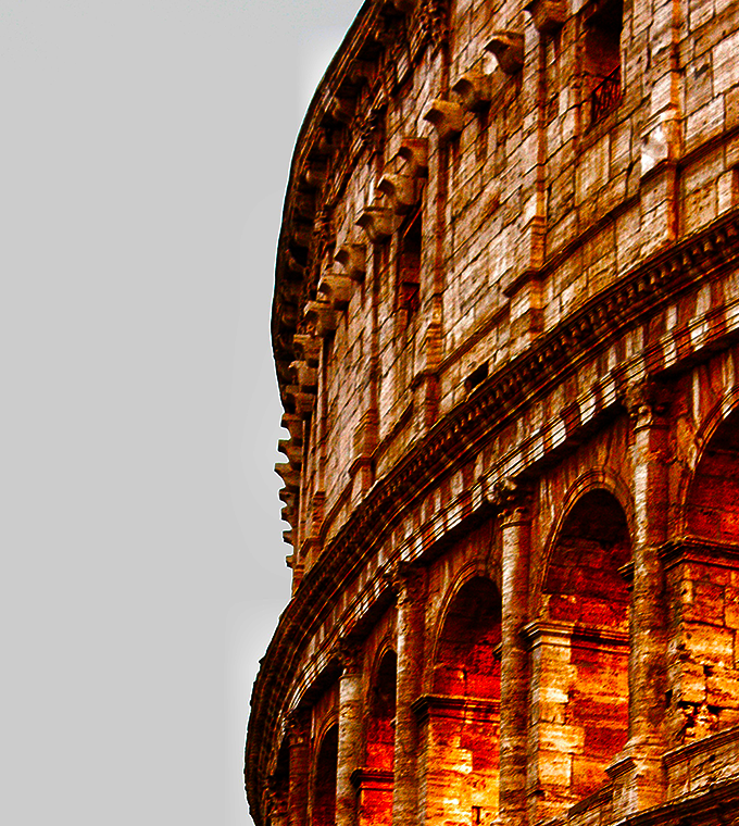 Crociera e Colosseo
