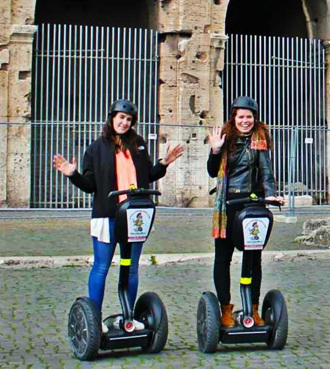 Rome City Segway Tour