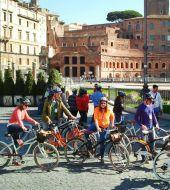 Rome Panoramic Bike Tour