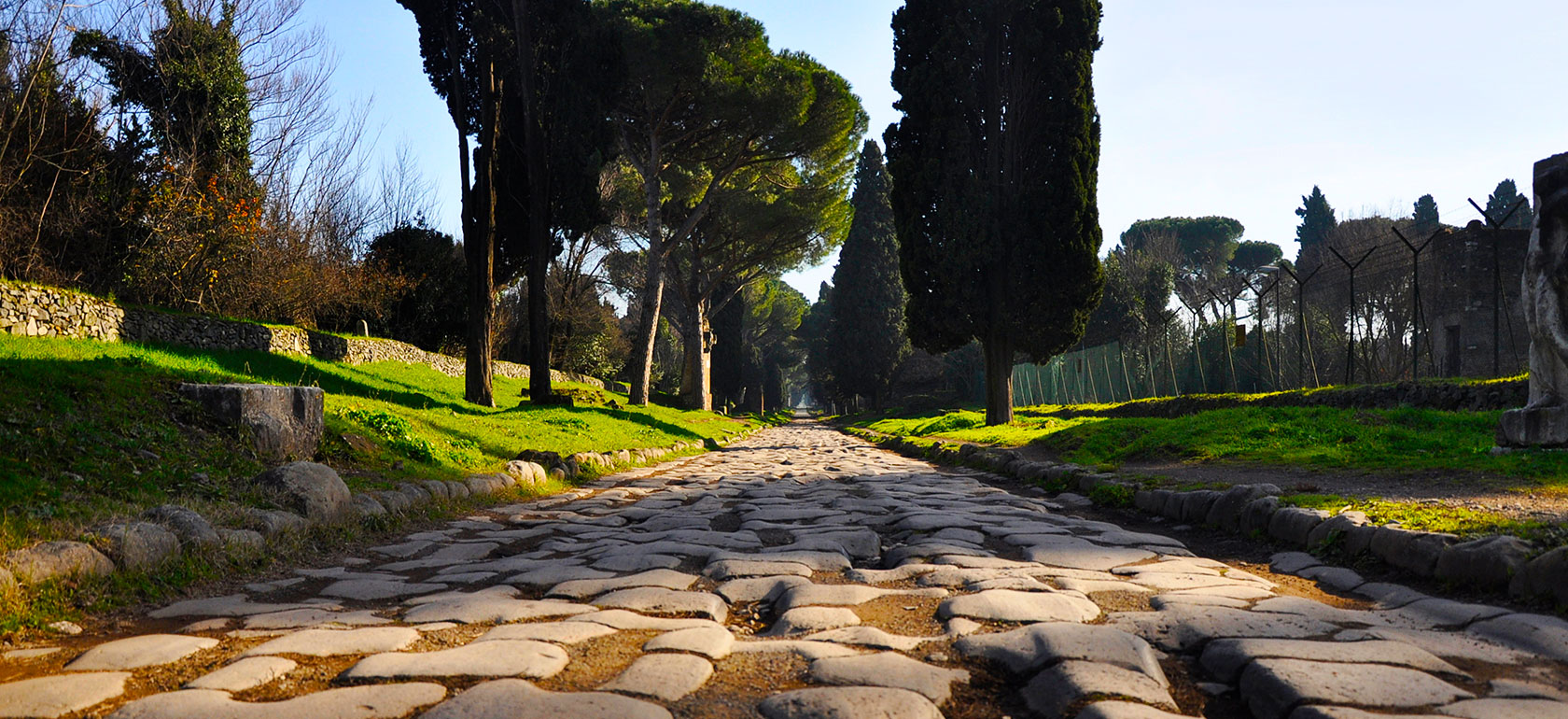 Via Appia Bike Tour