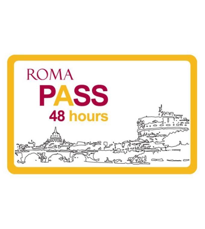 Roma pass 48h (Optional St. Peter's Skip the line tickets)