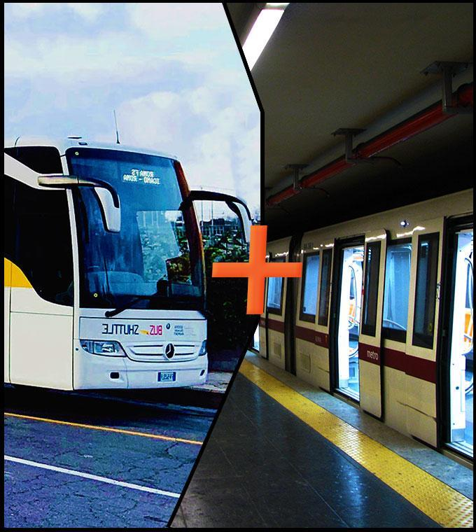 Rome Public Transport Card (includes Airport Bus from Ciampino)