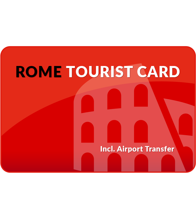 Rome Tourist Card (including Sistine Chapel)