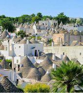Alberobello, half-day excursion from Bari