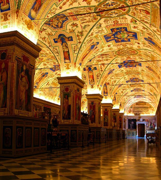 Guided tour Vatican museum & Sistine Chapel