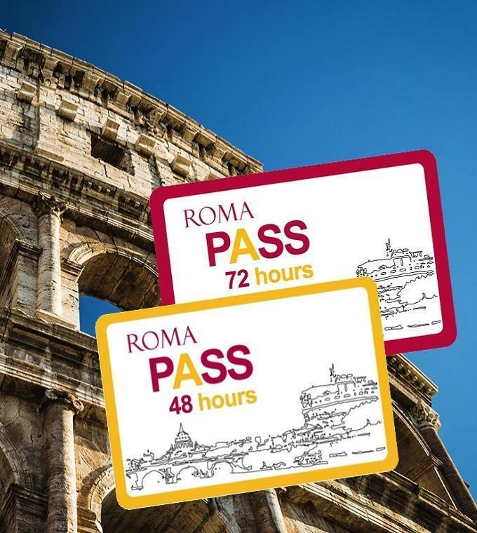 Roma Pass 72 Uur (Optioneel St. Pieter's Skip the line tickets)