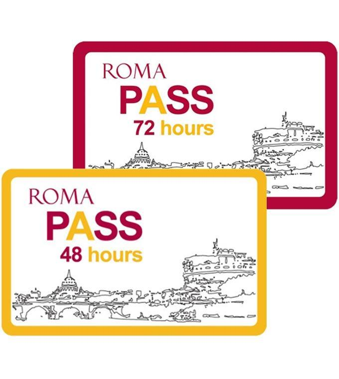 Roma Pass (Optioneel St. Pieter Skip the line tickets)