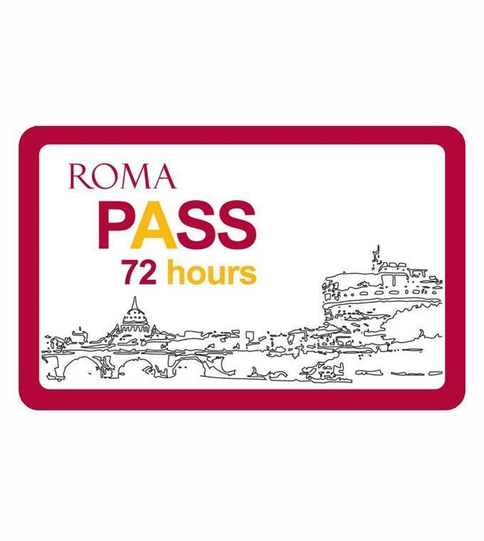 Roma Pass 72 uur (Optioneel St. Pieter Skip the line tickets)