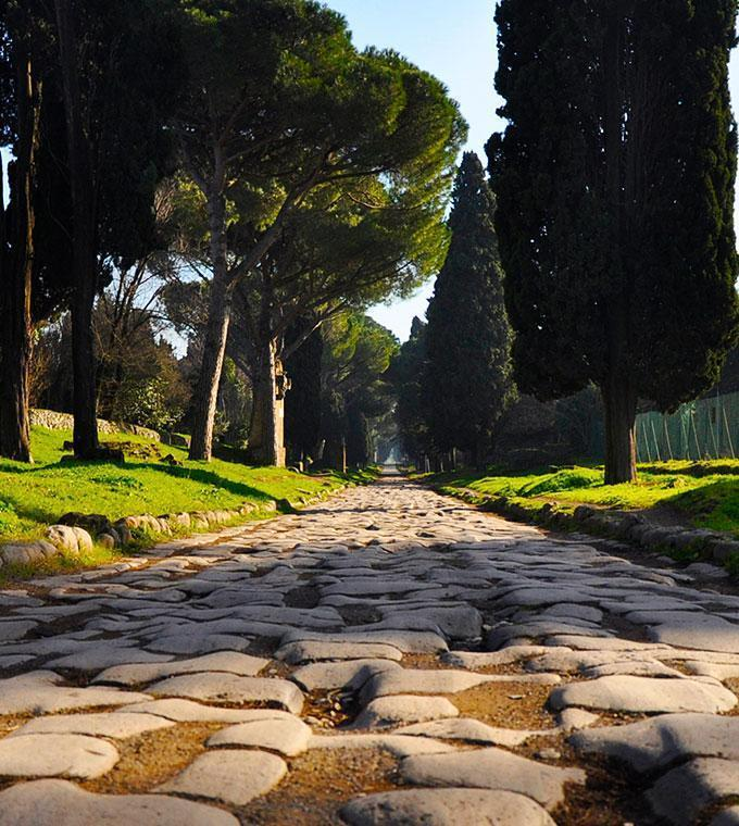 Via Appia Tour