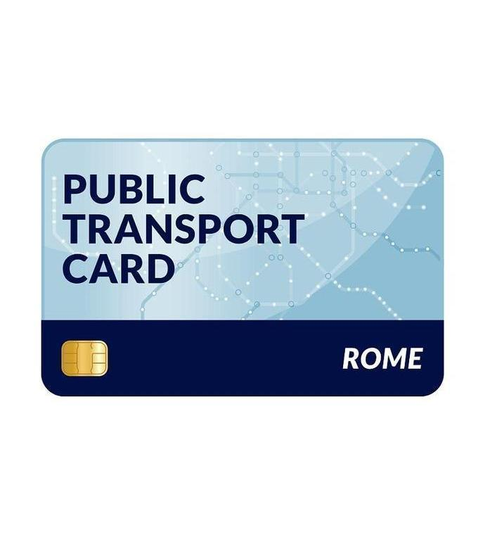Roma Travel Card