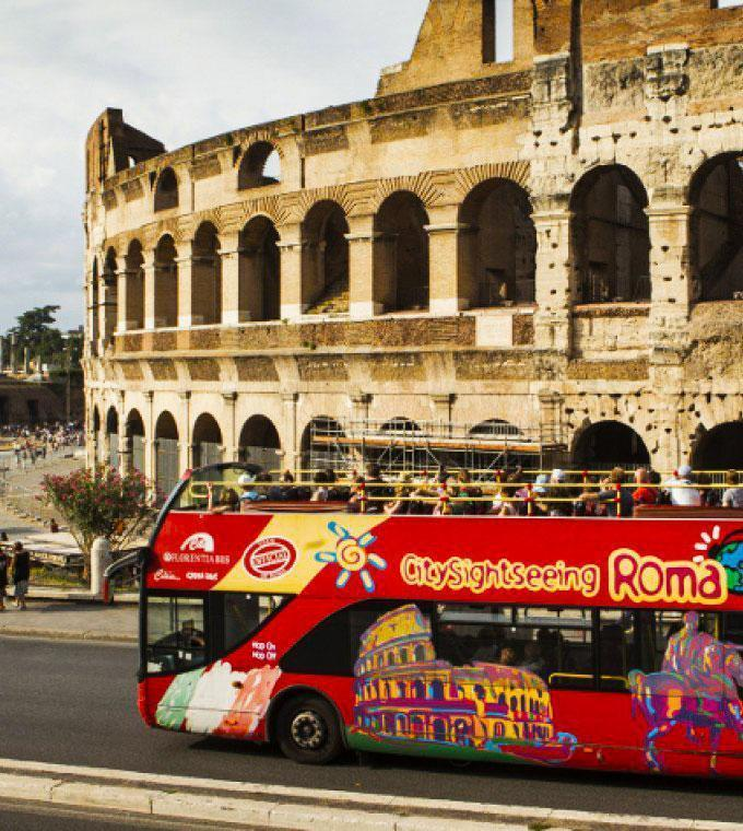Esperienza in barca e Hop on Hop off bus