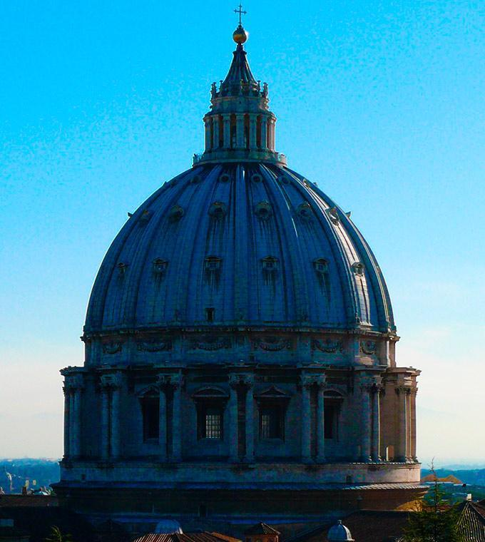 St. Peter's Basilica and Cupola Private Tour