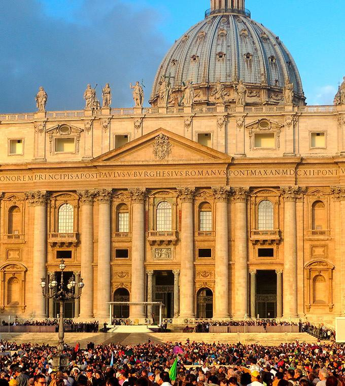 Papal Audience with Pope Francis (Code T11 AM)