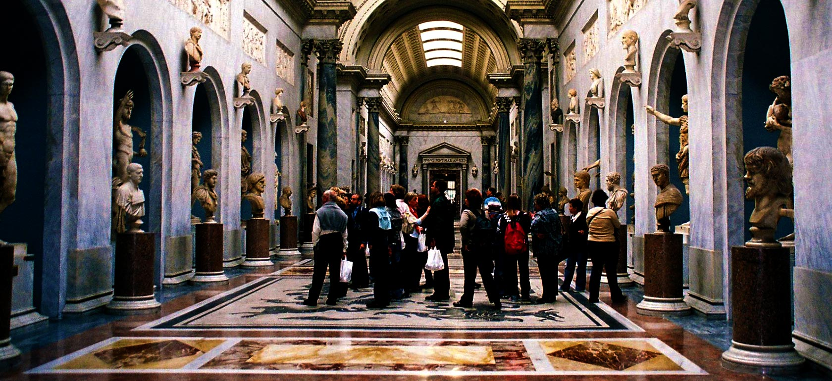 Vatican museum, Sistine Chapel and St Peters' Basílica (Code  3C PM)