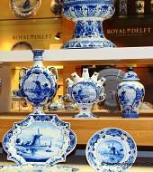 Delft Blue & Orange