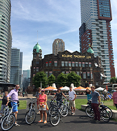 Rotterdam Highlights Bike Tour