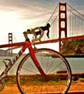 Le Golden Gate à vélo