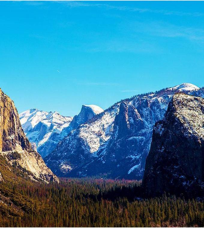 Yosemite in een dag