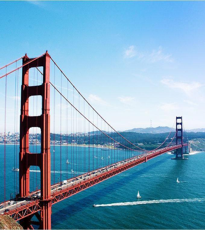 Golden Gate Bridge + Bay Cruise