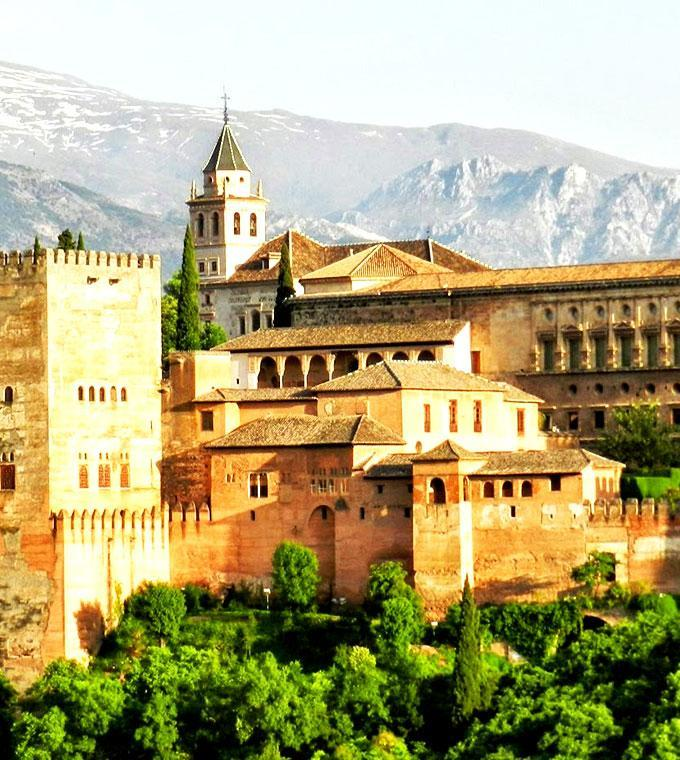 Granada from Sevilla – Full Day