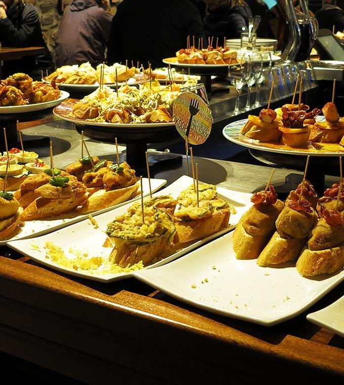 Tapas Tour City Centre