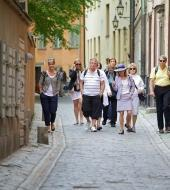 Panorama Bus and Oldtown Walking Tour