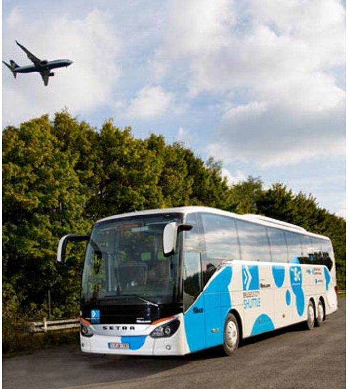 Charleroi Airport - Brussels transfer