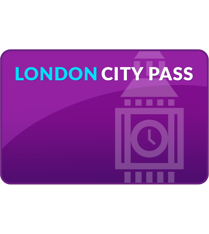 Passe London City Pass (Com London Eye)
