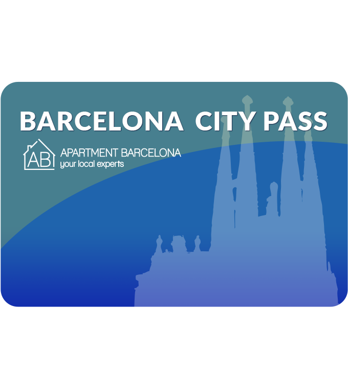 Barcelona City Pass (Incl. Sagrada Familia + Audioguide, Park Güell)