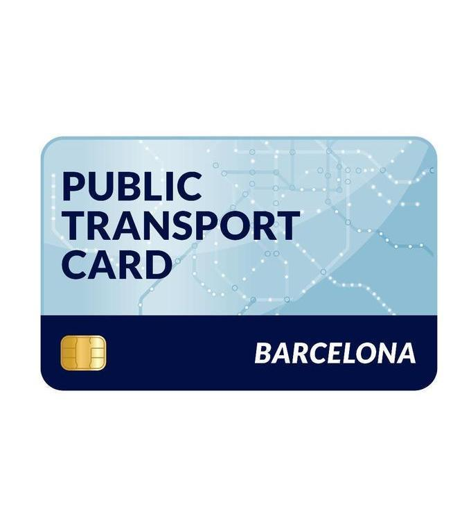 Barcelona Public Transport Card (+ Airport Transfer)