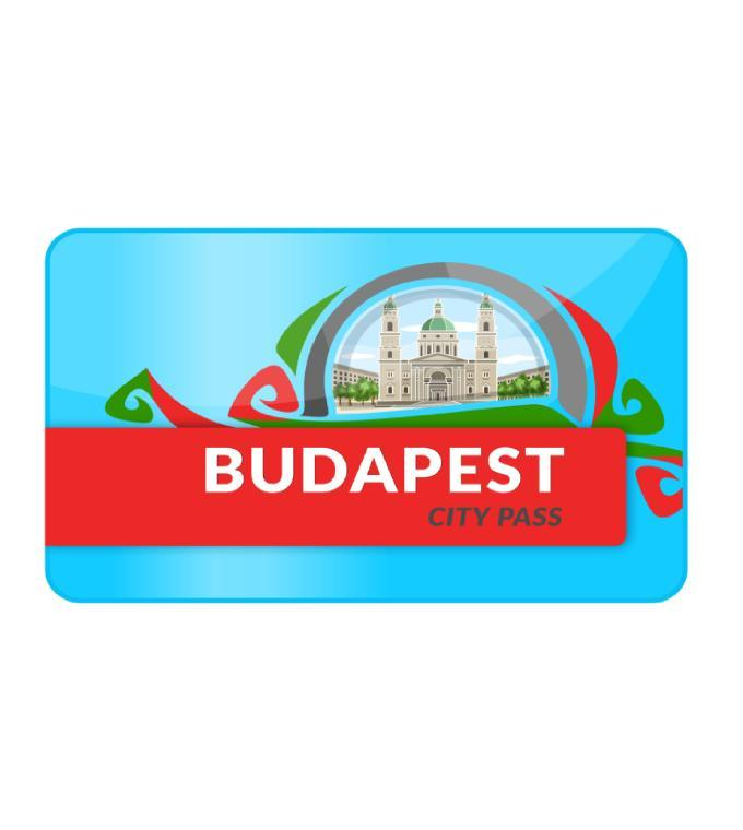 Budapest City Pass (inc. Parliament)