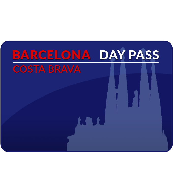Costa Brava - Barcelona – Karta Day Pass