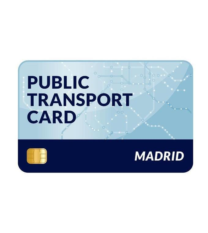 Мадридa Travel Card