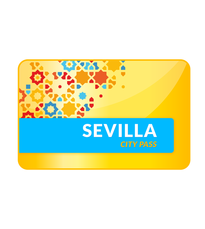 Seville City Pass (Alcazar, Seville Cathedral, Optional Public Transport)