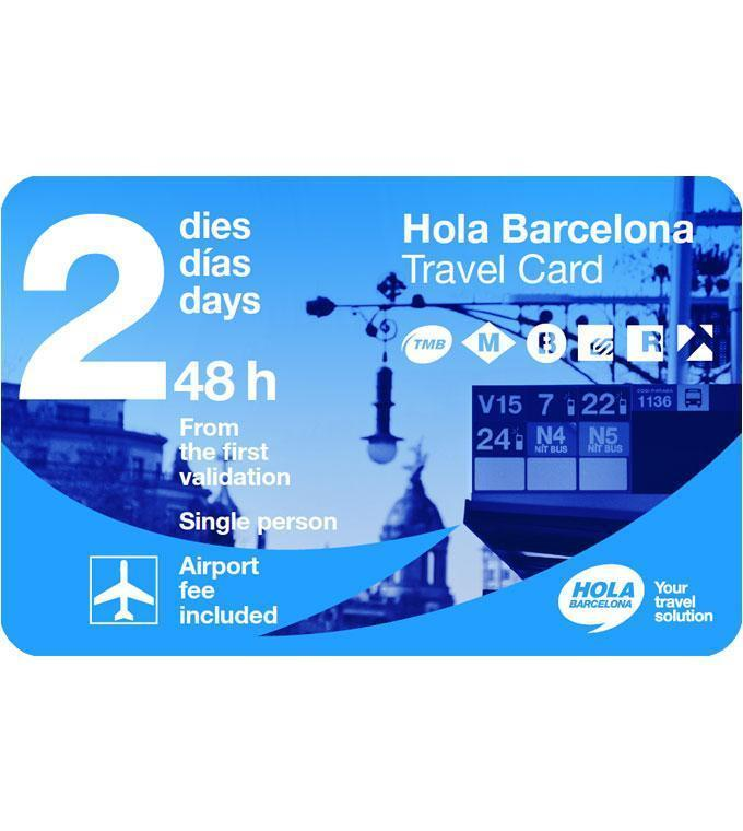 Hola Transport Card